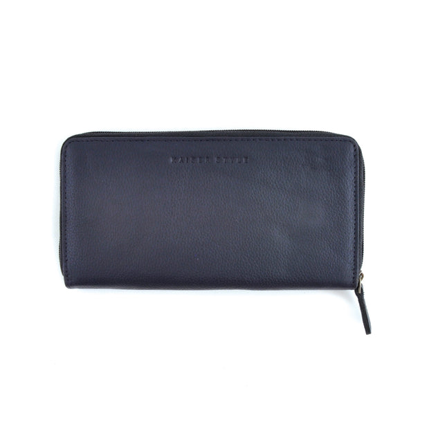 Womens Wallet - Dark Navy