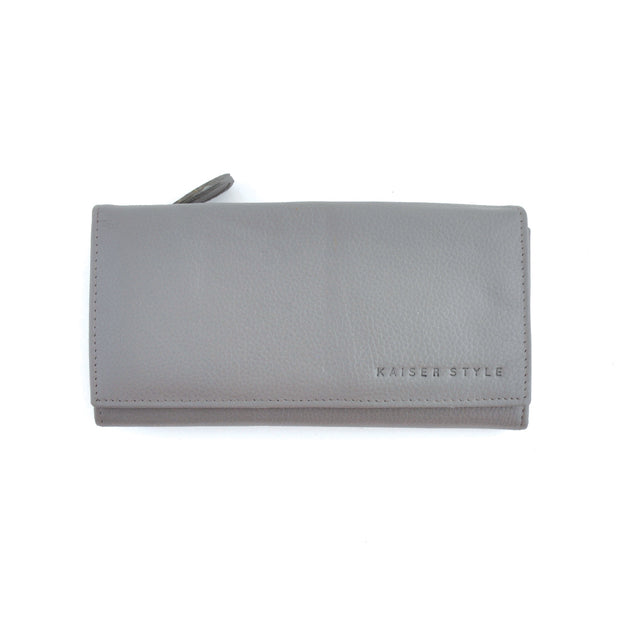 Womens Wallet - Light Grey