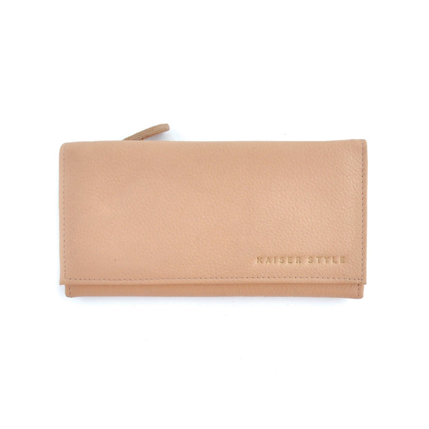 Womens Wallet - Dusty Pink