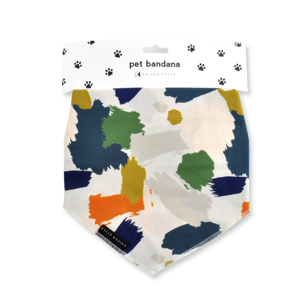 Pet Bandana - ABSTRACT