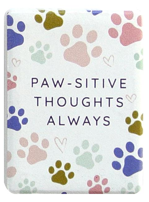 Pet Magnet - PAW-SITIVE