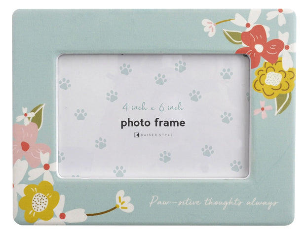 Ceramic Pet Frame - PAWSITIVE