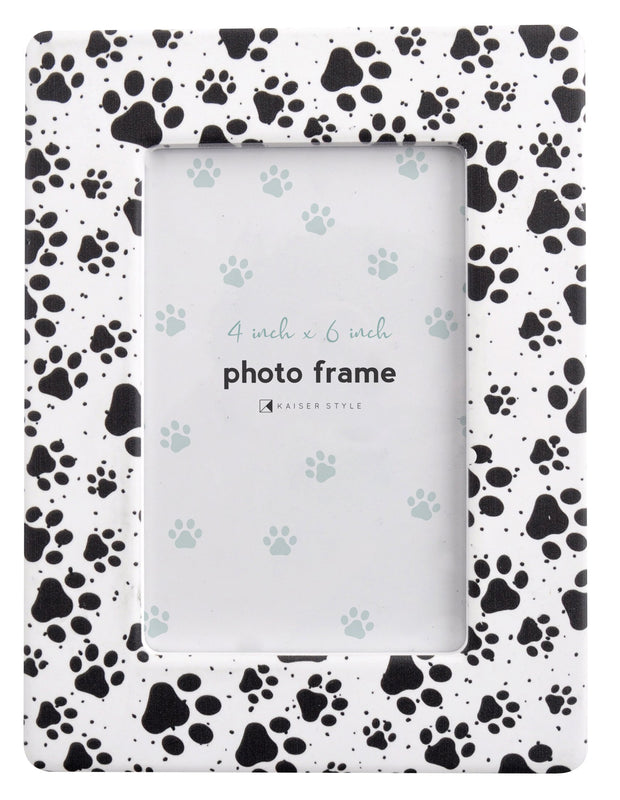 Ceramic Pet Frame - PAWS