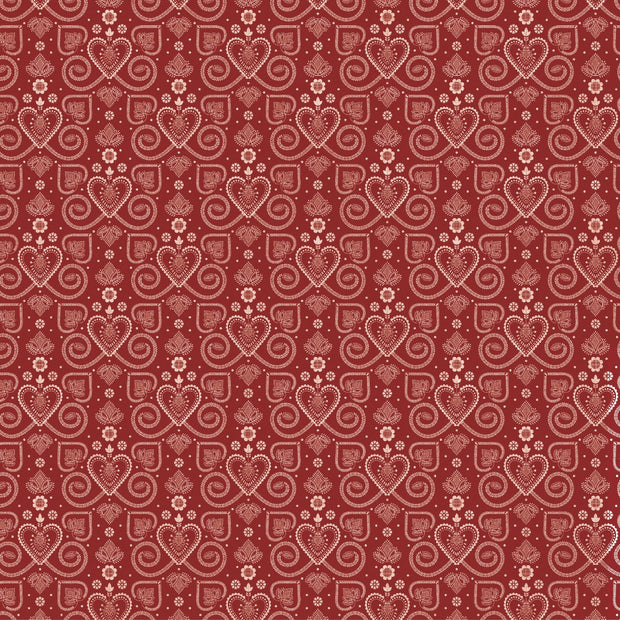 "Grand Bazaar 12 x 12"" Scrapbook Paper - Folklore"