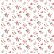 Little Treasures 12x12 Scrapbook Paper - Sweetheart