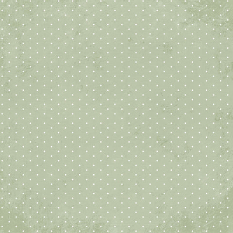 Flower Shoppe 12x12 Scrapbook Paper - Tea Time