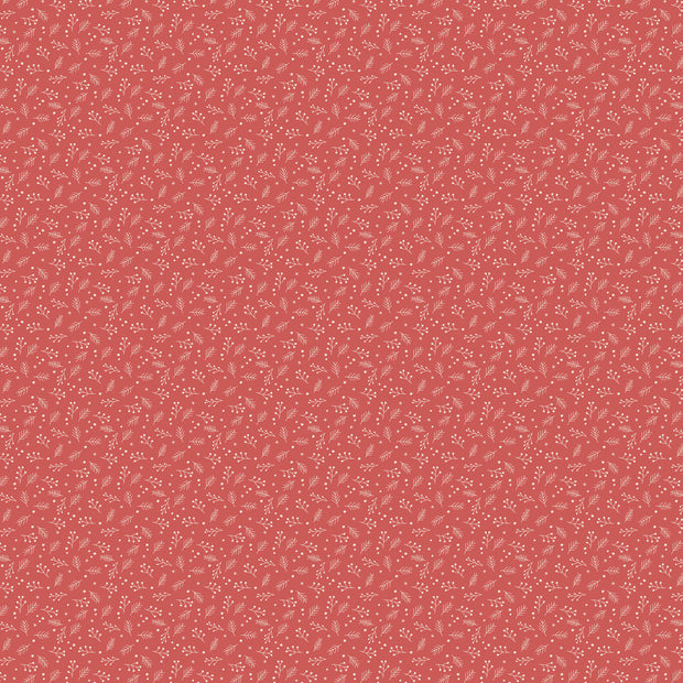 "Peppermint Kisses 12 x 12"" Scrapbook Paper - Holly Jolly"