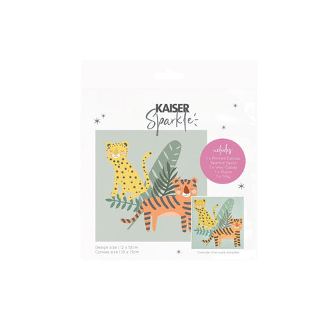 Sparkle Art Kids Kits - SAFARI