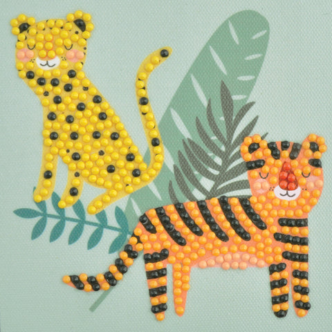 Kaiser Sparkle Kids Kits - Safari