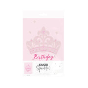 Sparkle Art G Card BDay - PRINCESS
