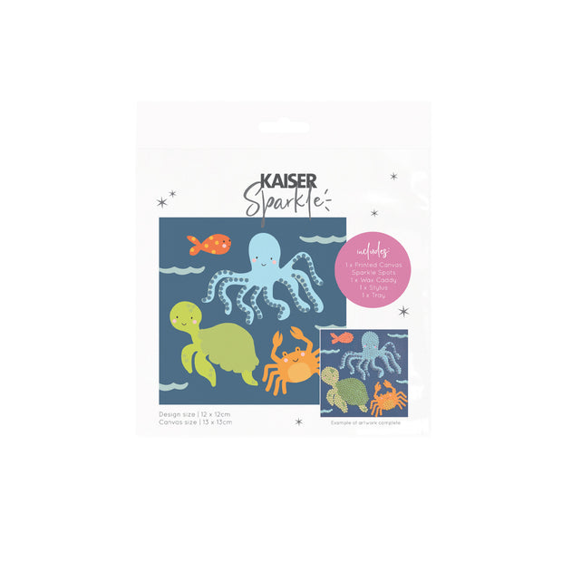 Kaiser Sparkle Kids Kits - UNDER THE SEA SA431