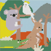 Kaiser Sparkle Kit Kids 200x200mm - AUSSIE OUTBACK