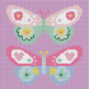 Kaiser Sparkle Kit Kids 200x200mm -BUTTERFLY