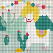 Kaiser Sparkle Kit Kids 200x200mm -LLAMA