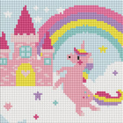 Kaiser Sparkle Kit Kids 200x200mm -UNICORNLAND