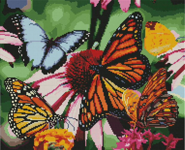 Kaiser Sparkle Kits 540X440mm - MONARCH BUTTERFLY
