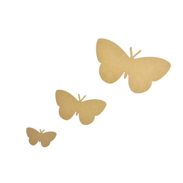 BTP - Butterfly Wall Art