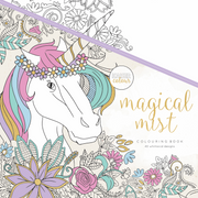 Colouring Book - Magical Mist