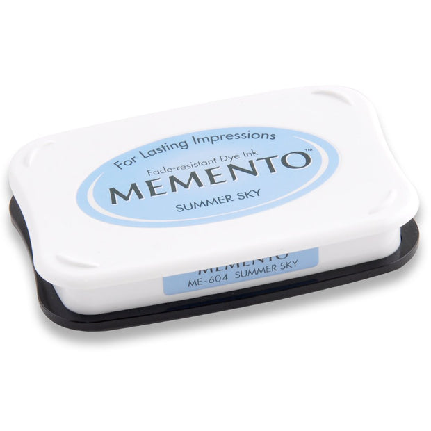 Memento Ink Pad - Summer Sky
