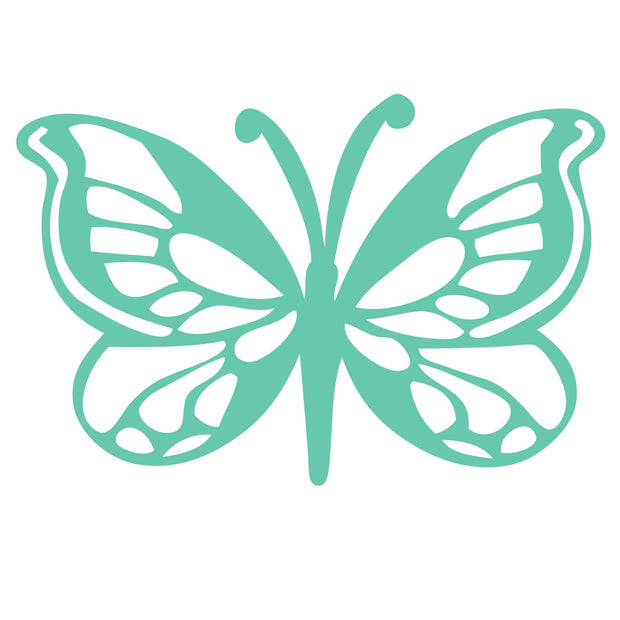 "6 x 6"" Templates- Butterfly"