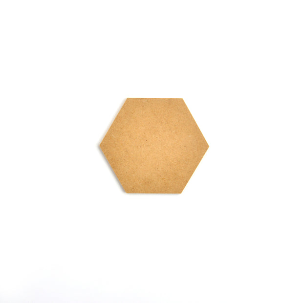 Hexagon Coaster