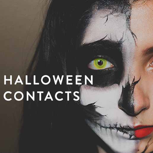 Halloween Contacts