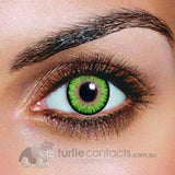 Triple Colour Green Contact Lenses (90 Day)