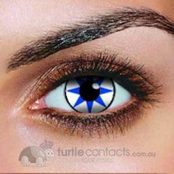 Blue Star Contact Lenses (90 Day)