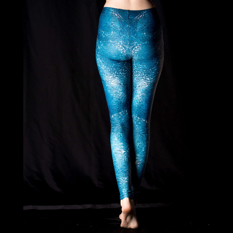 Aqueous Illusion Leggings