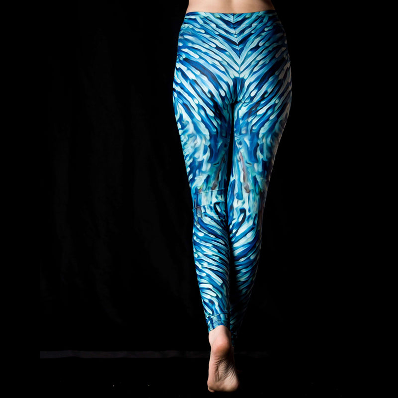 Anemone Night Leggings