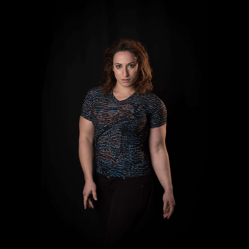 Lovelace Echo - Womens Shirt