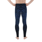 Spirit & Glitch:Bass Melt Mens Leggings
