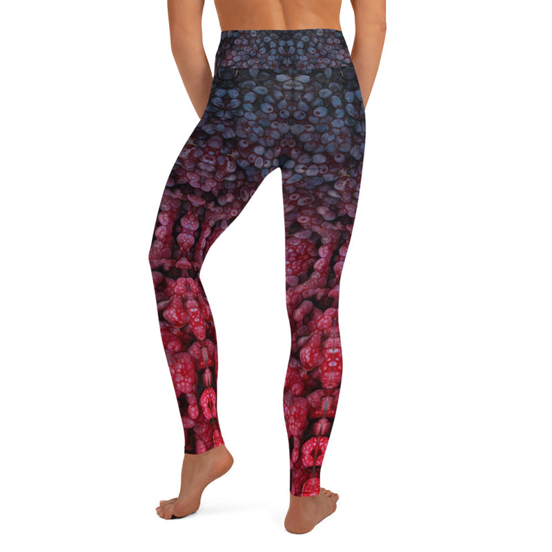 Dreamberry Queen Leggings