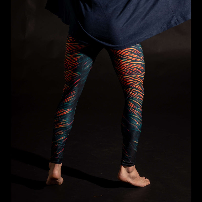 Liquid Midnight Leggings