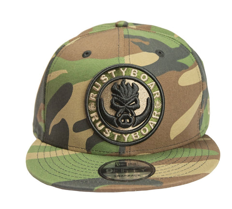 New Era OG Gatherer Camo Hat