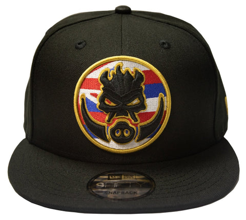 "Keawe Black ""I CHOOSE WAR!"" Hat"