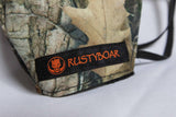 RUSTYBOAR Mask KANATI Camo on Black