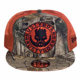 New Era Realtree RUSTYBOAR Logo Trucker Hat