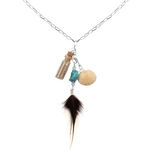 Beach Baby - Long Beachy Necklace