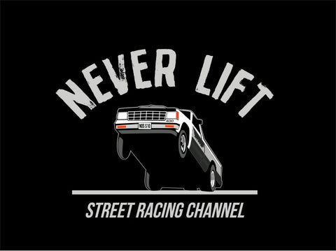 """Never Lift"" T-Shirt"