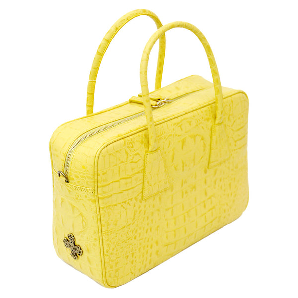 The Perfect Bag - Lemon Yellow