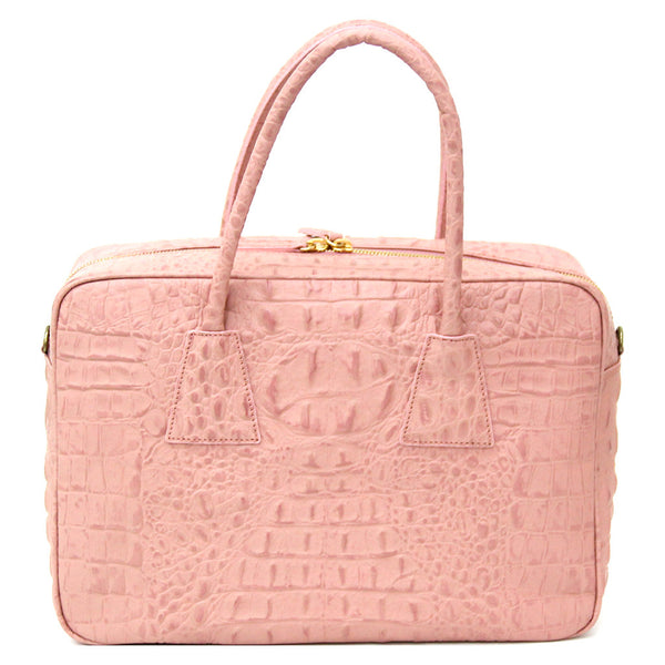 The Perfect Bag - Indian Pink