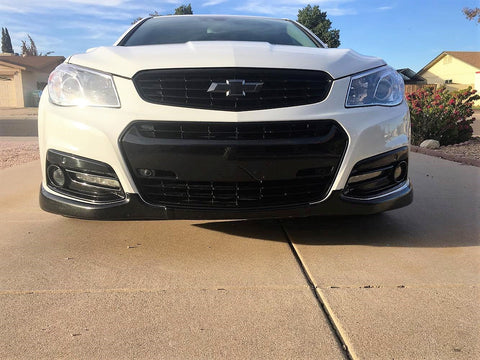 14-15 Chevy SS 6pc Front End Black Out Kit