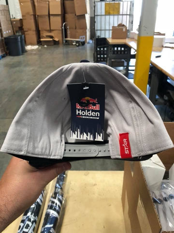 Holden Redbull Racing Team Snapback Hat