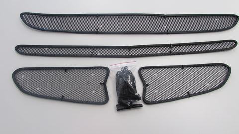 16-17 Chevy SS Holden Grille 4 Piece Insect Protector Kit