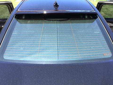 14-17 Chevy SS 6pc Smartshade Sunshade Kit