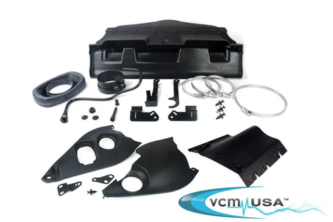 VCM OTR Intake for 14-17 Chevrolet SS, 12-17 Caprice PPV, With Panels MAF Version