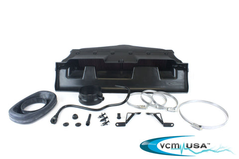 VCM OTR Intake for 08-09 Pontiac G8, 2011 Caprice PPV w/ Side Panels, MAF-Less Version