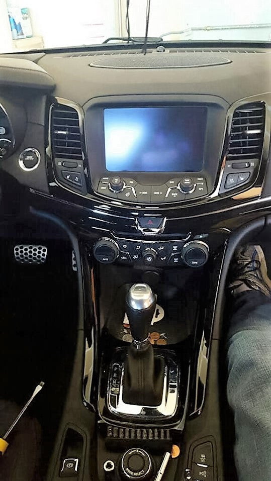 ... 14 17 Chevy SS 4pc Black Interior Kit ...