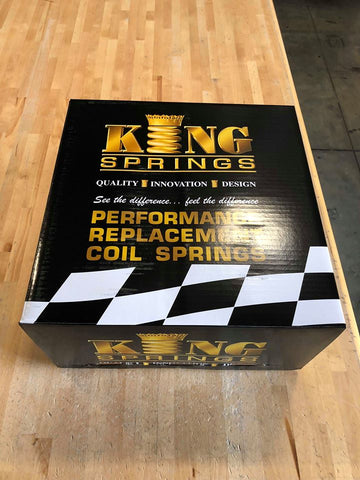 King Springs 14-17 Chevy SS Ultra Low SSSL Spring Set